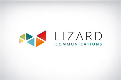 Lizard Modern And Minimalist Logo Logo Templates On Creative Market Modern Logo Template