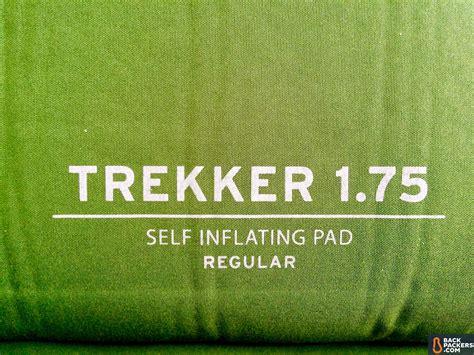 Trekker Self Inflating Sleeping Mat by Rei Trekker Self Inflating Review Sleeping Pad Review