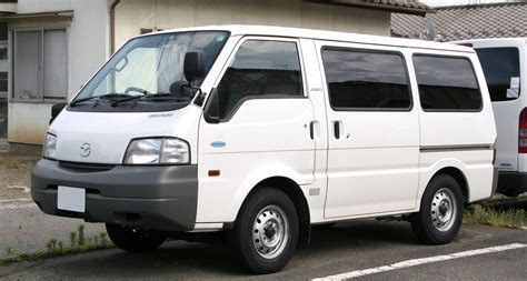 mazda country of origin file mazda bongo van jpg wikimedia commons