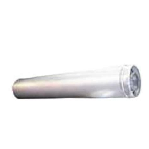 pack of four napoleon 36 inch rigid direct vent pipe