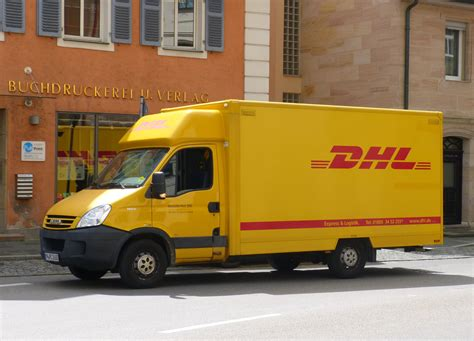 Dhl Auto by File Dhl Iveco Jpg Wikimedia Commons
