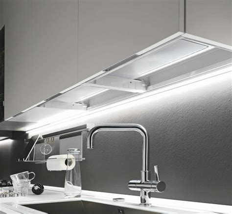 barra led sottopensile cucina awesome led sottopensili cucina contemporary