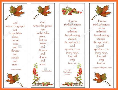 thank you bookmark template christian bookmark template www pixshark images