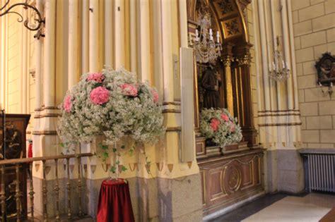 decoracion floral iglesia boda decoracion floral iglesia para bodas