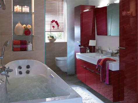 small red bathroom ideas 30 of the best small and functional bathroom design ideas
