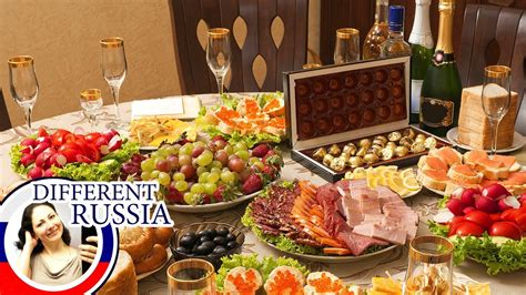 new year signature dishes what s on new year s table of ordinary russian