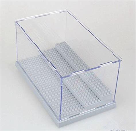 Mini Storage Box Display shopping for lego minifigure acrylic display storage box