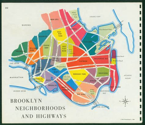 sections of brooklyn service areas