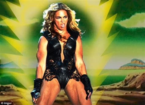Beyonce Superbowl Meme - this is too mean unflattering fierce pictures of