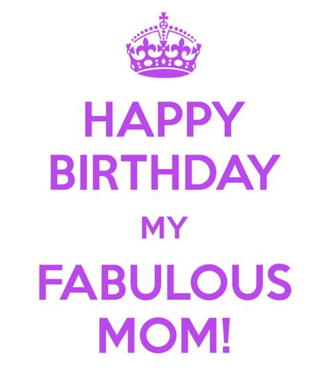 fab com mommy happy birthday my fabulous mom desicomments com