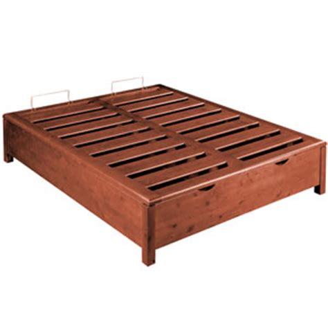 letto a in legno massello letti in legno la casa econaturale