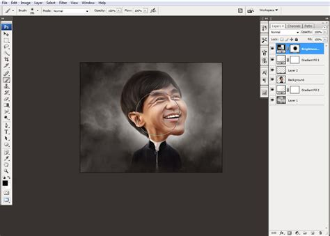 tutorial gambar karikatur photoshop tutorials karikatur photoshop hldn news update