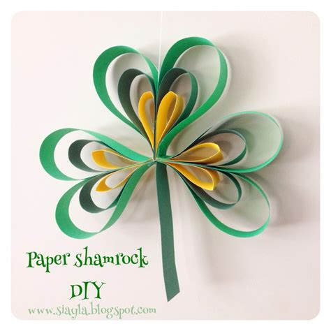 Shamrock Decorating by St S Day Shamrock Decorations Ideas For Home