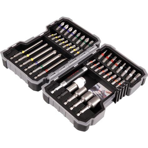 Bosch Screwdriver Set bosch 43 screwdriver bit and nutsetter set