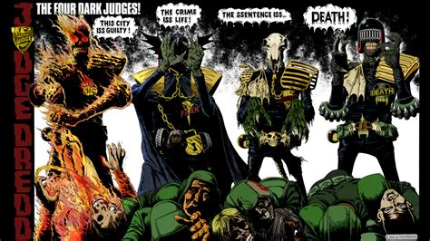 dark judges wallpaper revelation heresy and diversity in early christianity