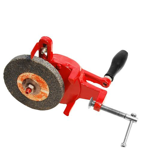 manual bench grinder montstar manual bench grinder with grinding wheel buy