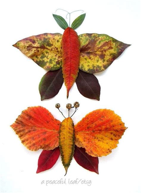 craft projects with leaves best 25 leaf ideas on leaf crafts nature