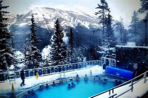 Sprei Winter California 42 things i about banff canada in the winter