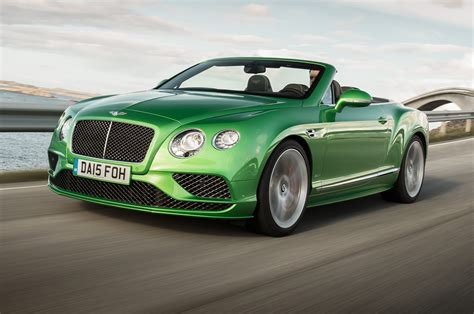green bentley convertible bentley continental gt reviews research used models