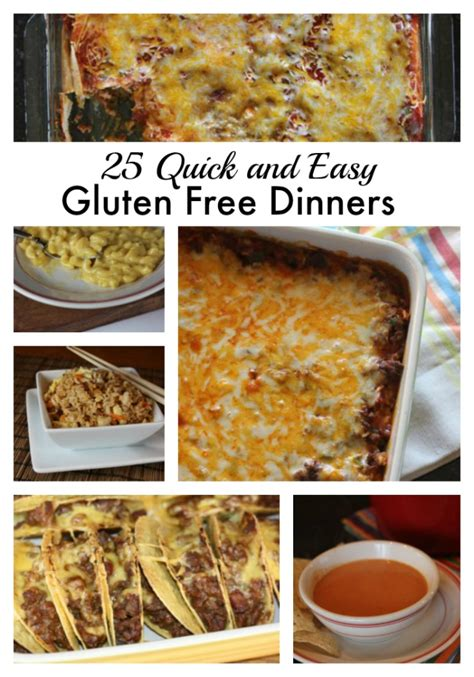 gluten free dinner desserts gluten free dinner recipes