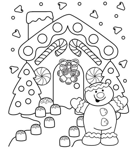 28 Best Christmas Coloring Pages Images On Pinterest Free Printable Merry Coloring Pages