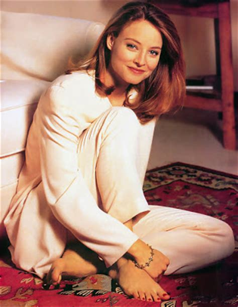 Grant Gibson by Hollywood Star Feet Jodie Foster Feet