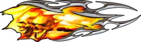 Autoaufkleber 3d by Airbrush Aufkleber 3d Flammen Tribals Drachen Drucke