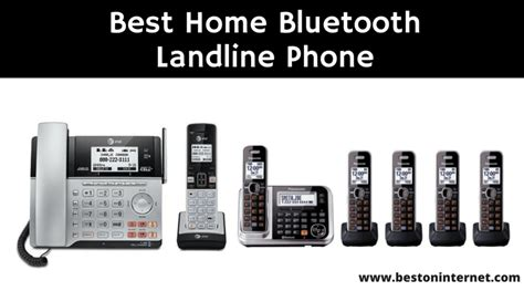 best home bluetooth landline phone