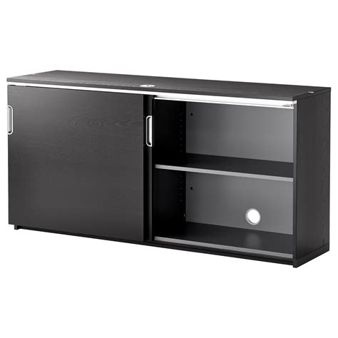 ikea galant wall cabinet galant cabinet with sliding doors black brown 160x80 cm ikea