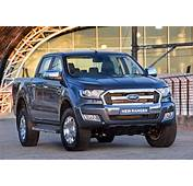 We Drive Updated Ranger In SA Your Move Hilux  Wheels24