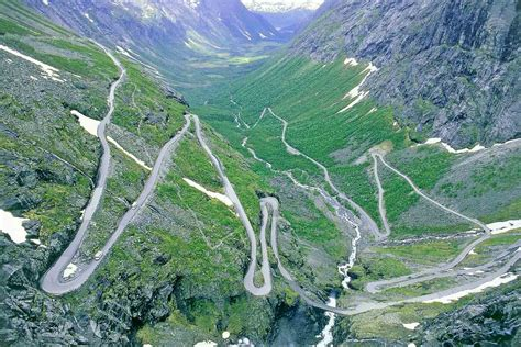 Motorrad Norwegen by Mit Dem Motorrad Durch Norwegen
