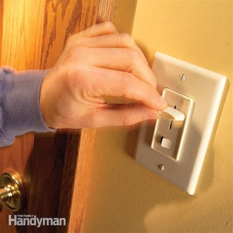 dimmer light switch installation how to install dimmer switches family handyman