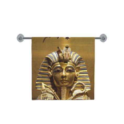 bathroom accessories egypt egypt king tut bath towel 30 quot x56 quot id d677606