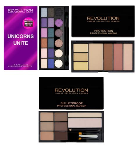 The Balm Make Up Pallete Premium makeup revolution launches new palettes fashion