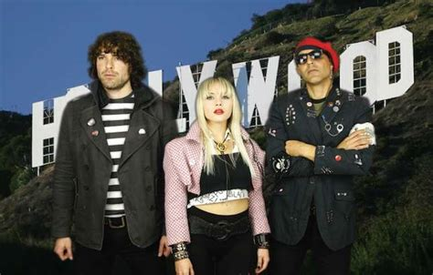 barb wire band pin barb wire dolls trailer of fronted new wave rock on