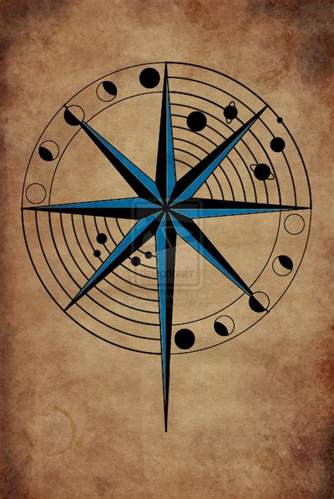 tattoo compass star 17 best images about design tattoos on pinterest solar