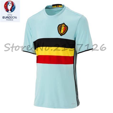 Jersey Belgia Home 2016 2016 belgium national football team jersey away jerseys
