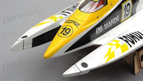 formula tunnel boats for sale exceed formula 1 650mm electric powerboat almost ready to