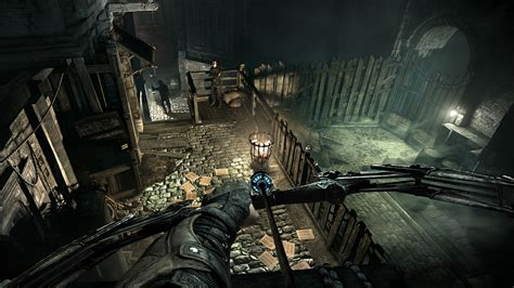thief game thief looks great but it may be too forgiving for diehard