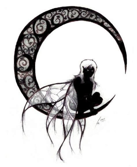 gothic designs 25 beautiful gothic fairy tattoo ideas on pinterest