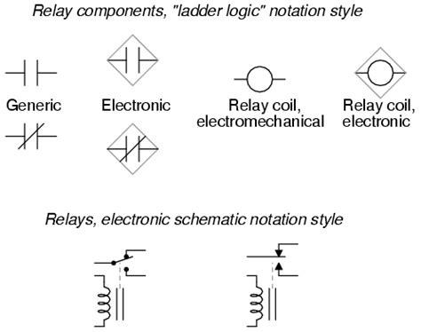 relay wiring diagram symbols 28 wiring diagram images