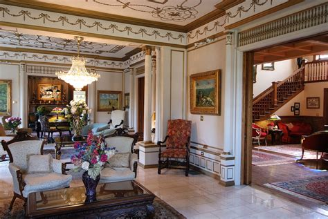 mansions interior award winning inns from winner hospitality buhl mansion