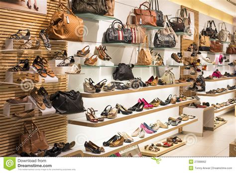 shoe and bag stock photography image 27098662
