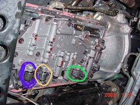 transmission solenoids locations a340h yotatech forums
