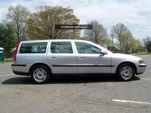 2004 Volvo V70 2004 Volvo V70 2 4 Wagon 4 Door 2 4l 88k Mls