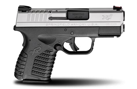 xd s polymer frame pistols top concealed carry handguns