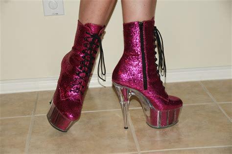 pink high heeled boots december 2015 quheele part 2