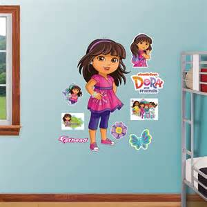 Dora The Explorer Wall Stickers Dora The Explorer Wall Stickers By Roommates