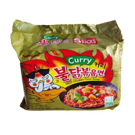 Samyang Spicy Curry jual samyang curry ramen mi instan harga