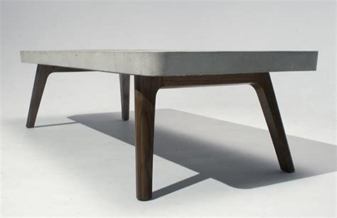 concrete coffee table concrete outdoor coffee tables